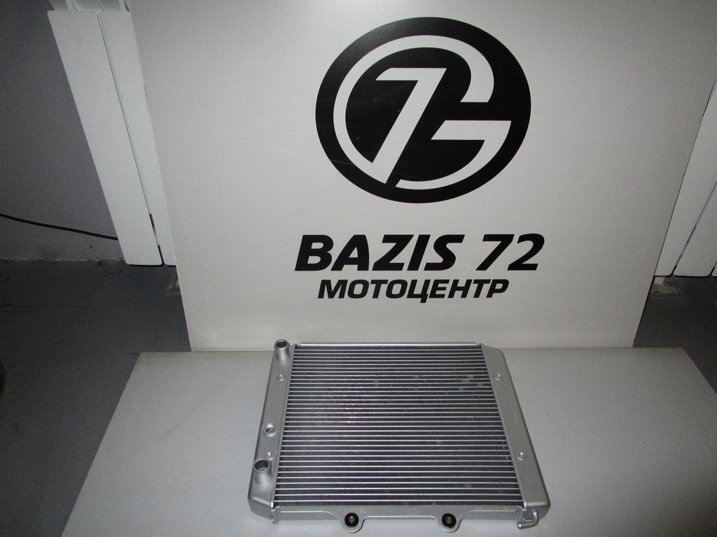 Запчасти для техники CF: Радиатор системы охлаждения CF 9060-180100 в Базис72