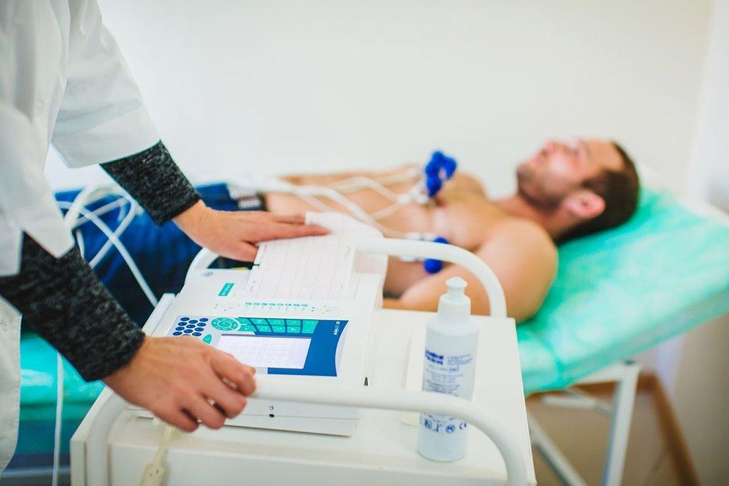 Медицинские услуги: Функиональная диагностика (ЭЭГ, ЭКГ, суточное мониторирование ЭКГ,АД) в Витамин