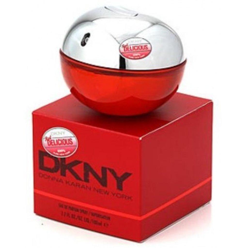 Donna Karan: DKNY Red Delicious edp 30   50   100ml ТЕСТЕР в Элит-парфюм