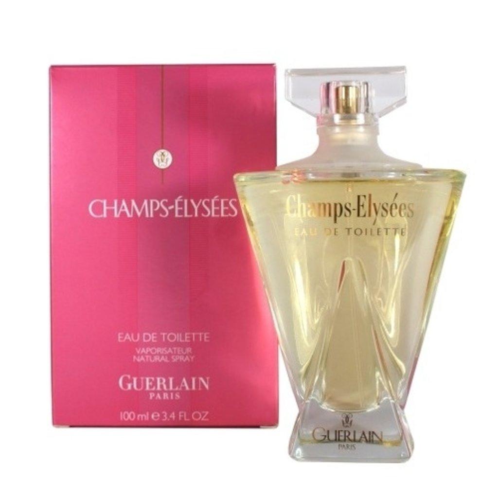 Guerlain: Guerlain Champs-Elysees edt ж 50 | 75 | 100 ml ТЕСТЕР в Элит-парфюм