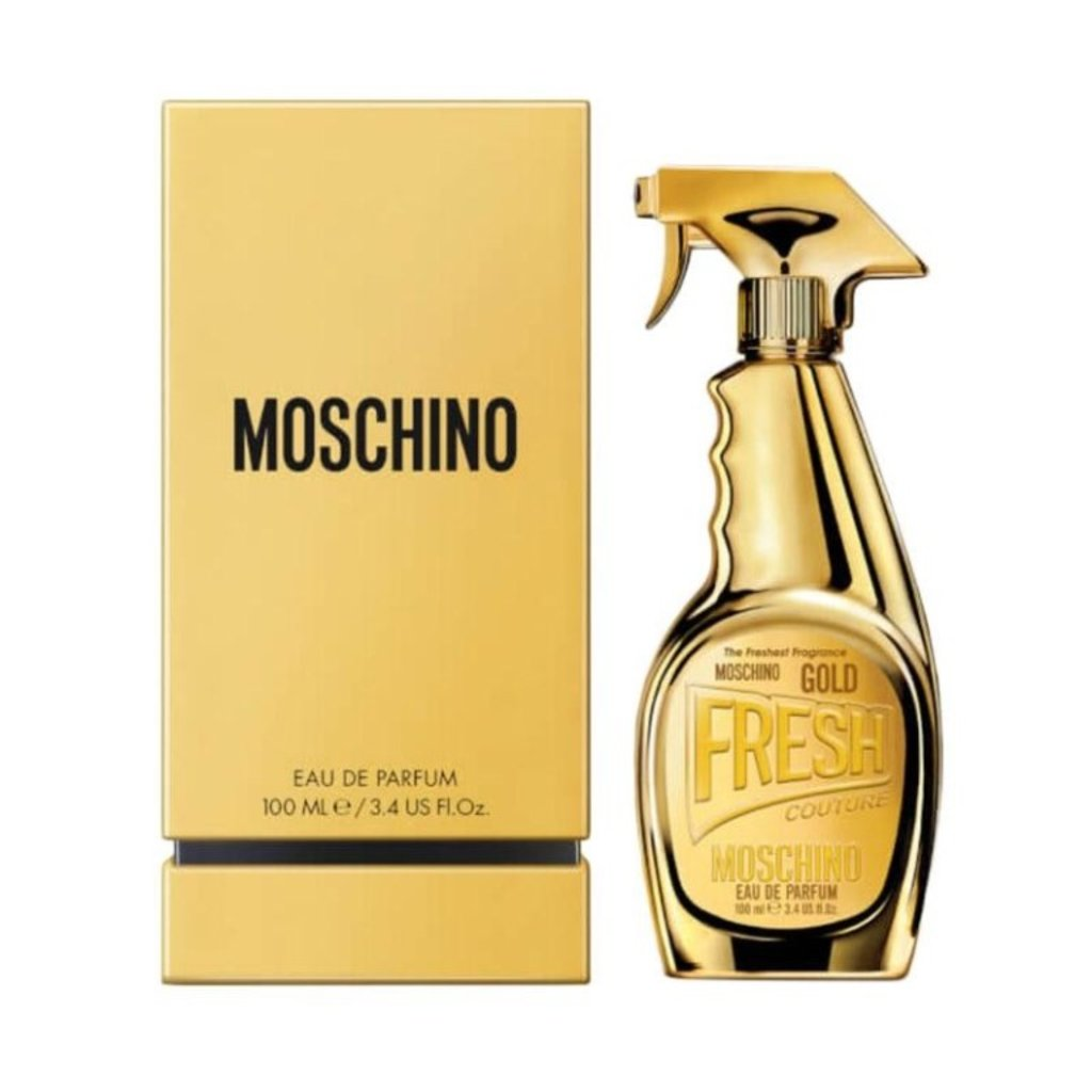 Для женщин: Moschino Fresh Gold Парфюмерная вода edt ж 30ml в Элит-парфюм