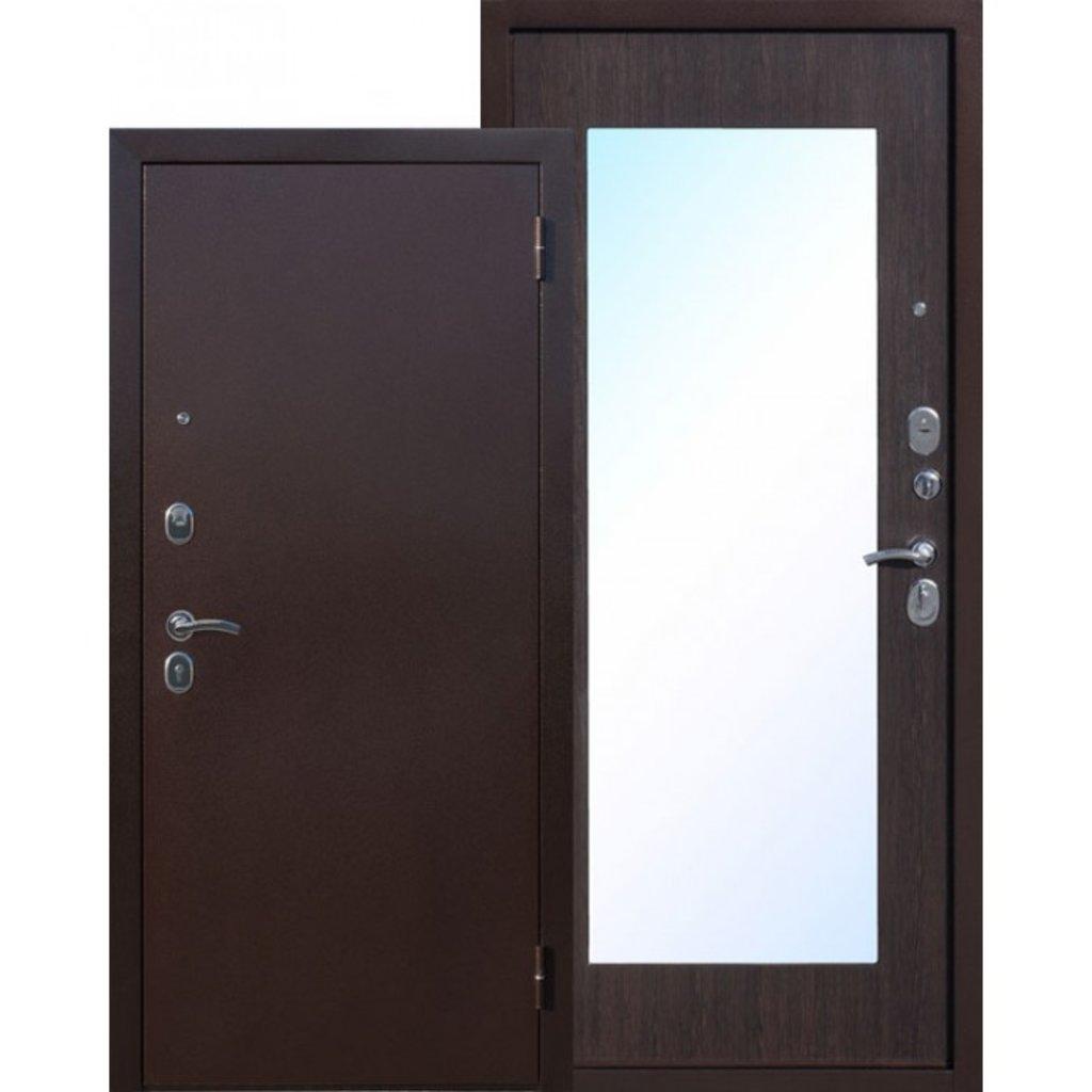 Двери Цитадель: Дверь входная металлическая MAXI царское зеркало в Салон дверей Доминго Ноябрьск
