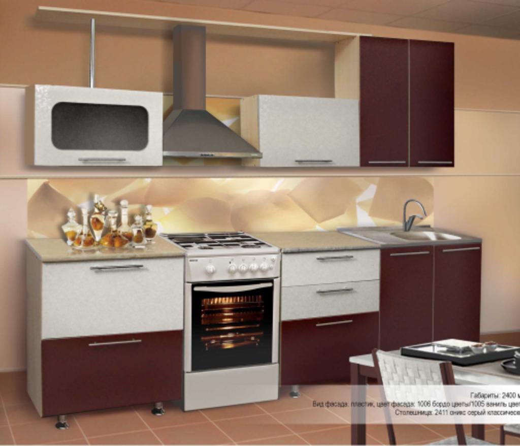 Кухонные гарнитуры: ФОРТУНА 4 в Ваша кухня в Туле