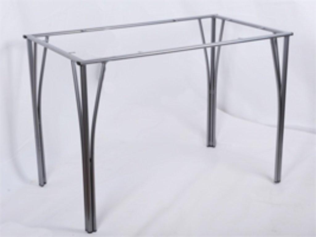 Подстолья для столов.: Подстолье №1 (металлик) в АРТ-МЕБЕЛЬ НН