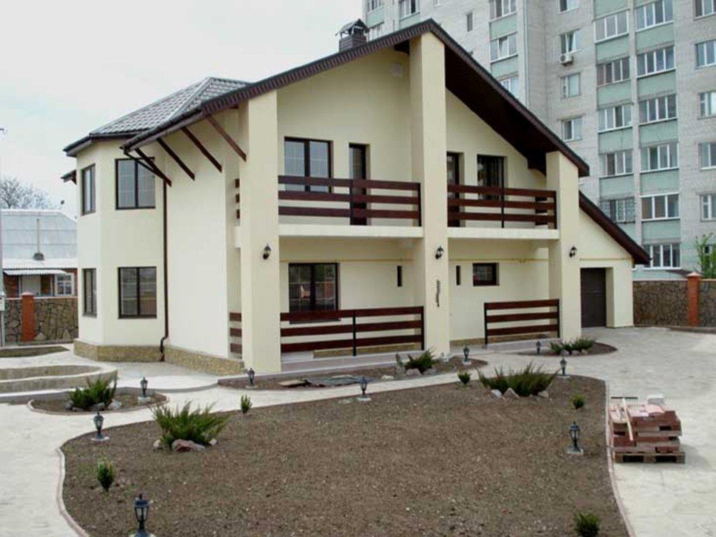 Строительство: Монолитный дом (черновой вариант) в А-Строй