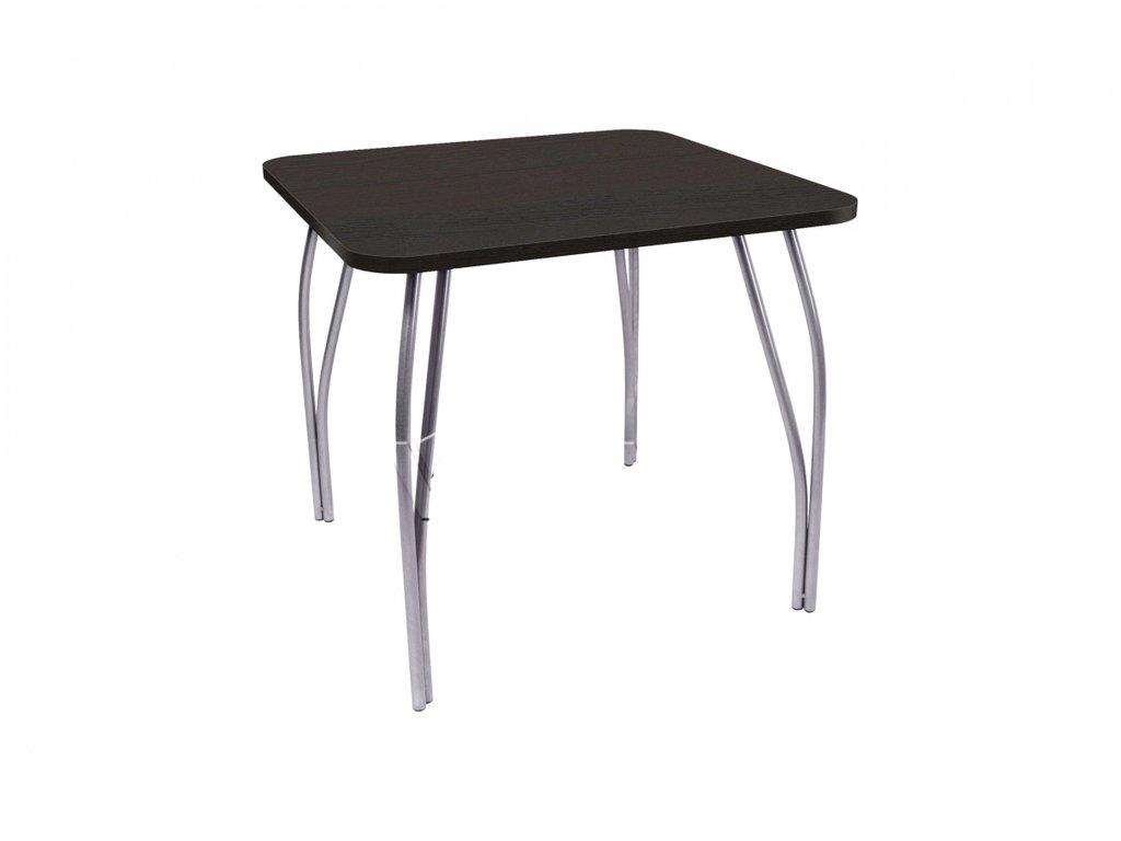 Столы кухонные.: Стол обеденный квадратный LС (OC-11) (металлик) в АРТ-МЕБЕЛЬ НН