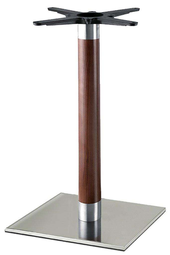 Подстолья для столов.: Подстолье 1085ЕМ (нержавеющая сталь матовое) в АРТ-МЕБЕЛЬ НН