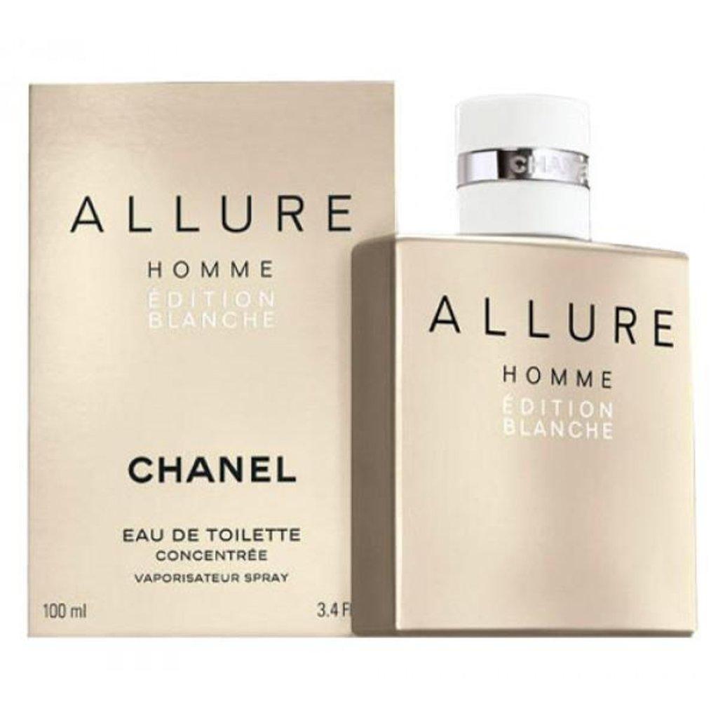 Мужская туалетная вода Chanel: Chanel Allure Homme Blanche edt м 100 ml в Элит-парфюм
