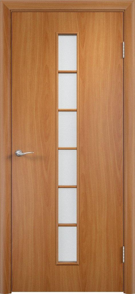 Двери Верда: Дверь межкомнатная С-12 (о) (г) в Салон дверей Доминго Ноябрьск