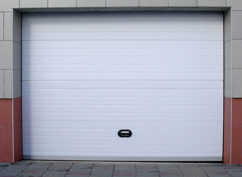 Гаражные ворота DoorHan: Гаражные ворота DoorHan ш2750хв2125мм в АБ ГРУПП