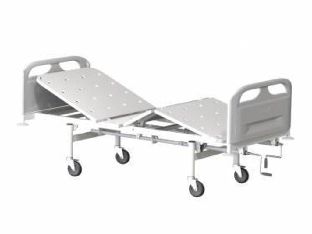 Медицинские кровати: Кровать медицинская для лежачих больных КФ3-01 МСК-2103 в Техномед, ООО