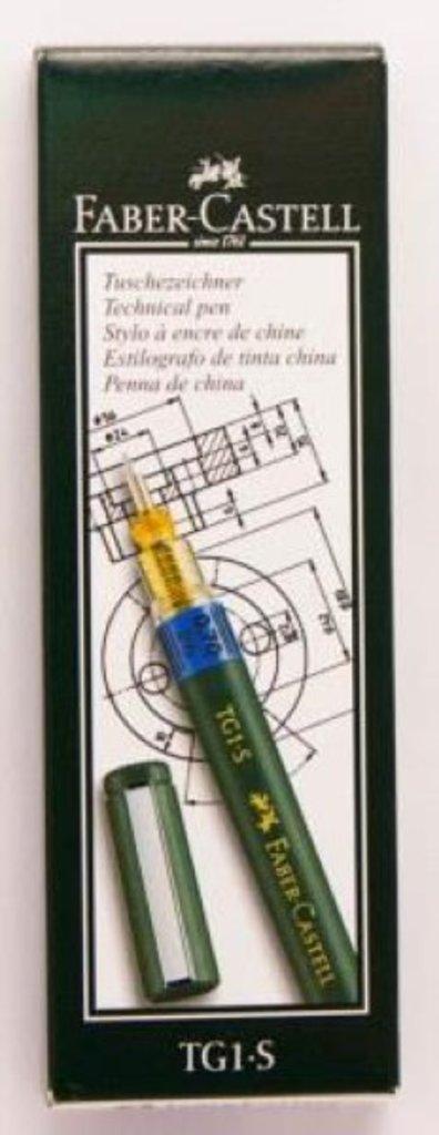 Изографы, рапидографы: Рапидограф Faber-Castell TG-1 0,70 мм в Шедевр, художественный салон