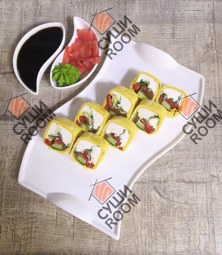 Роллы: Тортилья Овощная в Суши Room