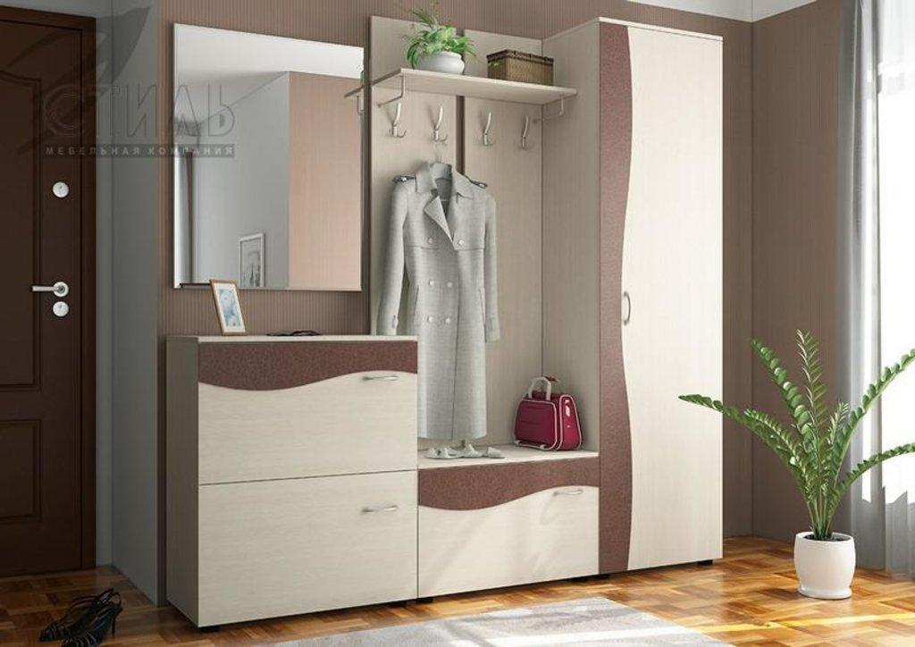 Мебель для прихожей Юнона-1: Шкаф Юнона-1 в Диван Плюс