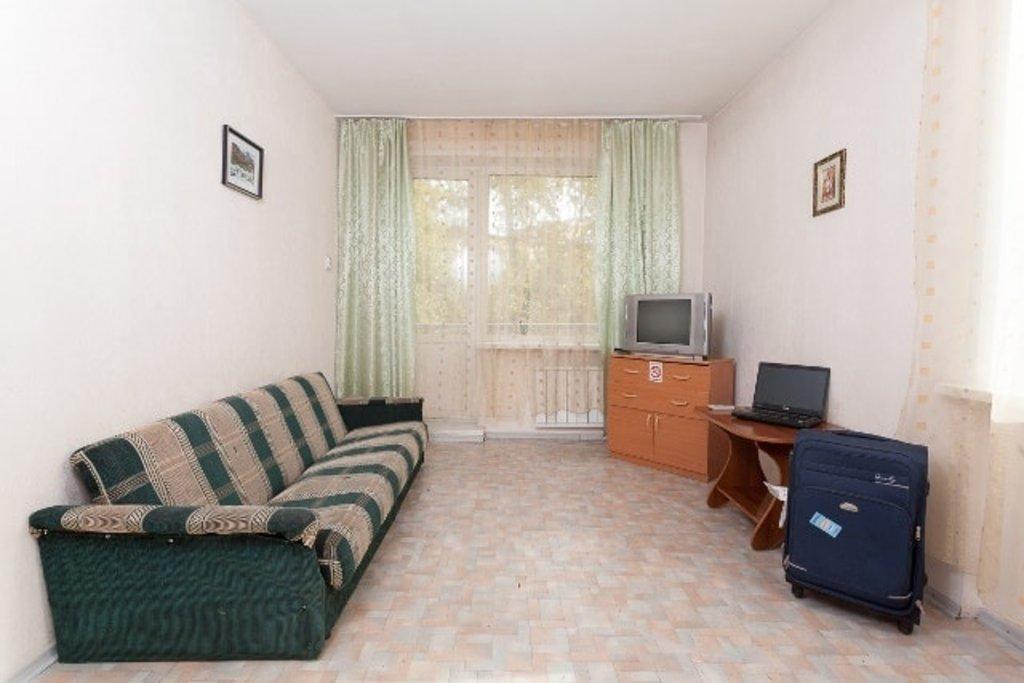 Однокомнатные квартиры: Однокомнатная квартира улица Аэровокзальная, 3б в Эдем
