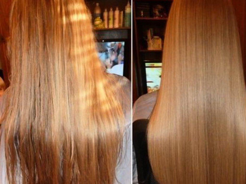 Парикмахерские услуги: Ламинирование волос в Stilissimo