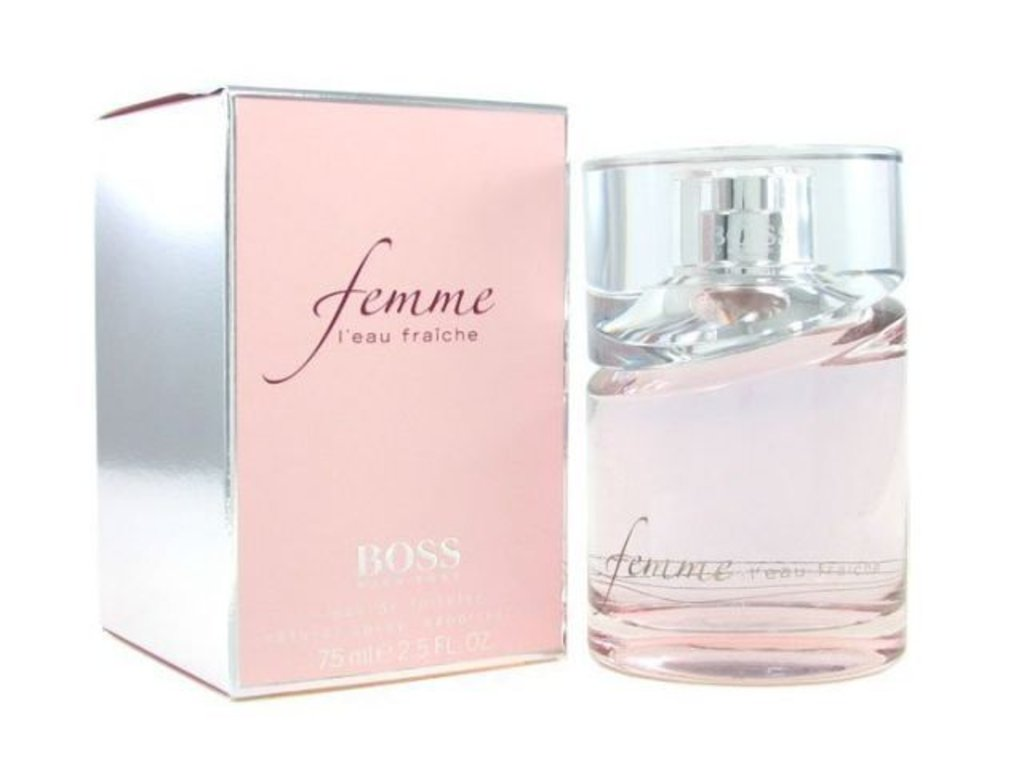 Boss: Boss Femme L' Eau Fraiche Туалетная вода edt ж 30 | 50 | 75 ml ТЕСТЕР в Элит-парфюм