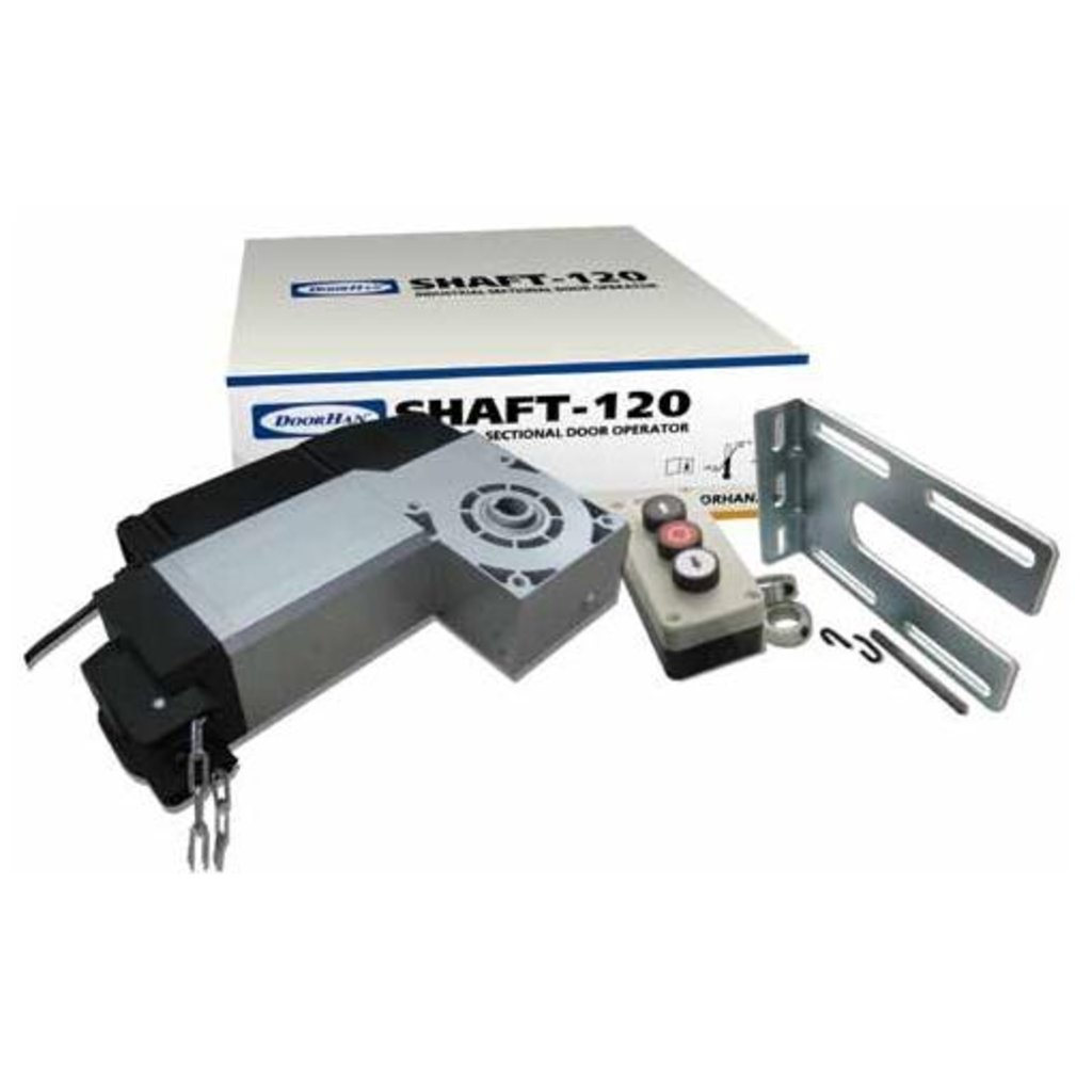 Автоматика для ворот: Привод Doorhan Shaft 120 комплект (до 40 кв.м. 380В) в АБ ГРУПП