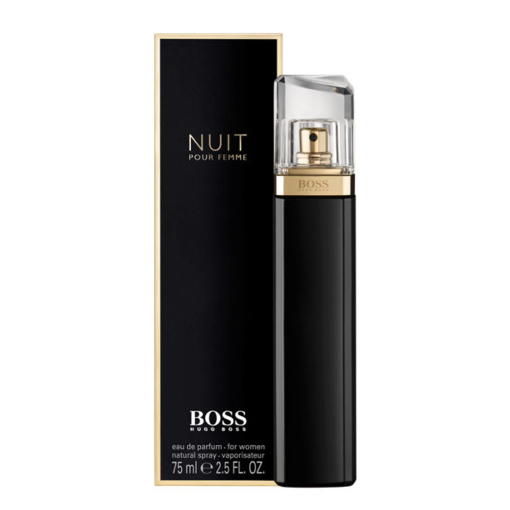 Boss: Hugo Boss Nuit Парфюмерная вода edp ж 75 ml в Элит-парфюм