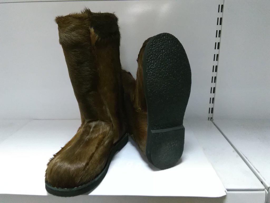 Унты, сапоги мужские: Унты высокие Марал в Сельский магазин