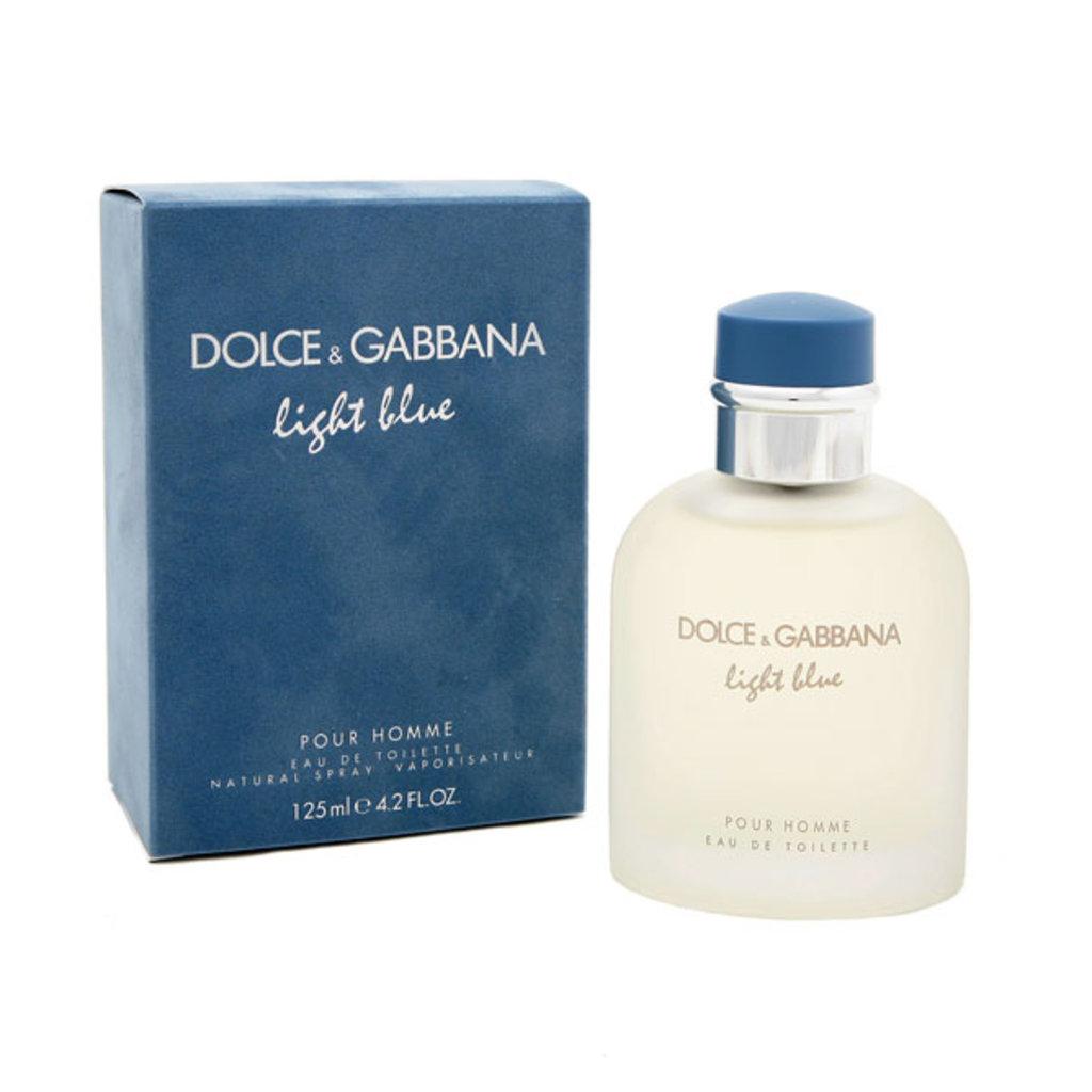 Dolce&Gabbana: D&G Light Blue Туалетная вода edt муж 125 ml в Элит-парфюм