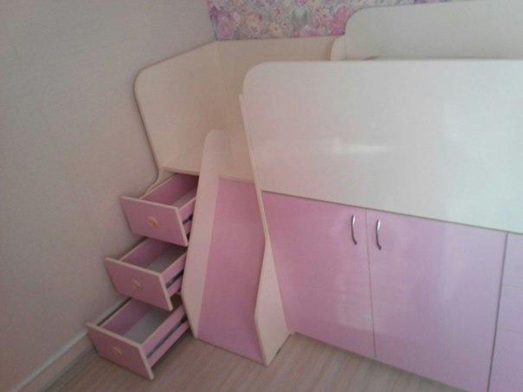 Детские: Детская 2 в Квадра Мебель