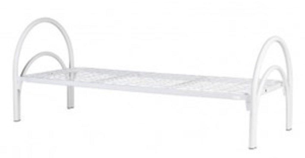 Кровати металлические: Кровать металлическая К.107.01-01А в Техномед, ООО