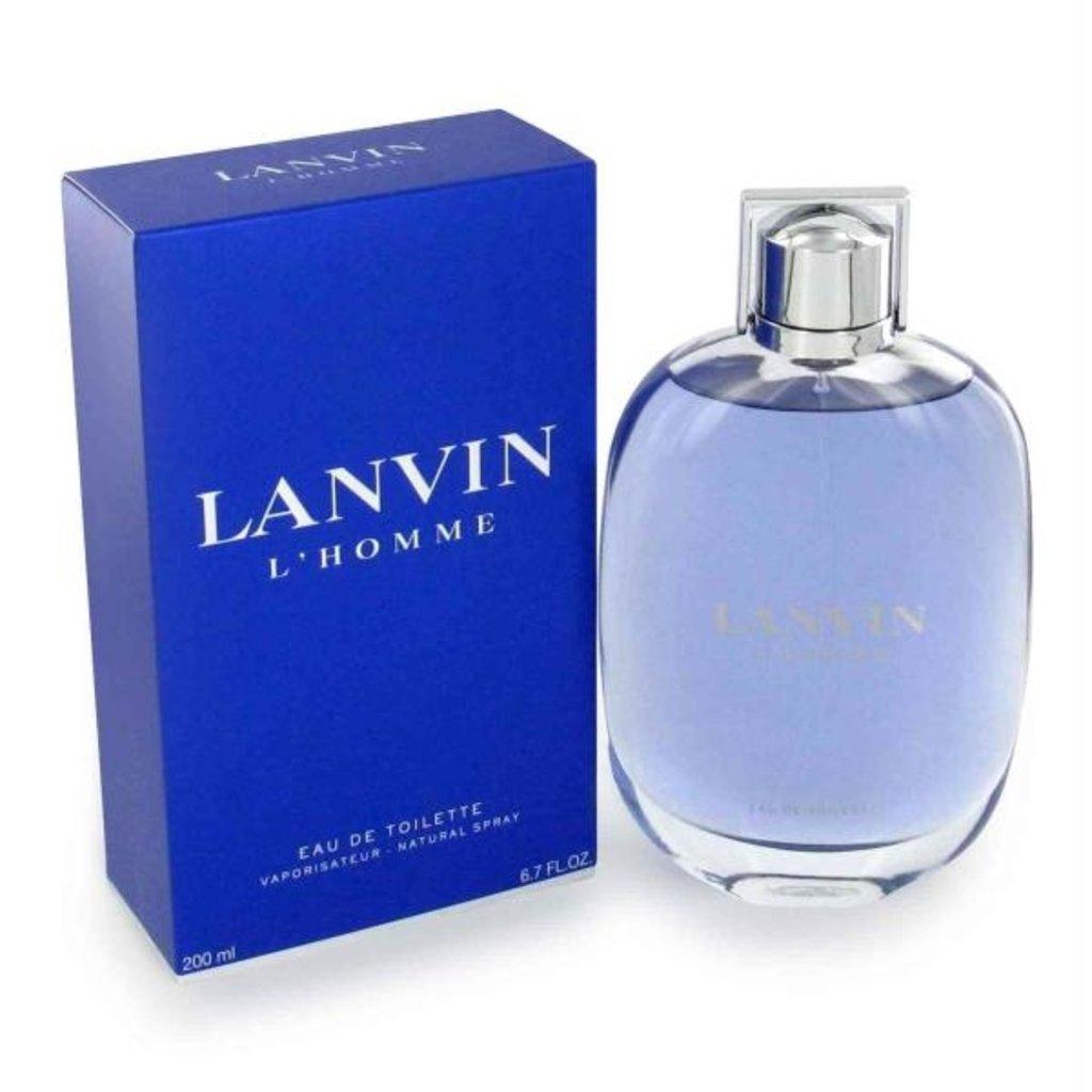 Мужская туалетная вода Lanvin: Lanvin Homme Туалетная вода edt муж 30 ml в Элит-парфюм