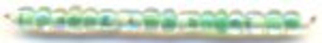 Бисер(стекло)11/0упак.500гр.Астра: Бисер(стекло)11/0,упак.500гр.,цвет 212(зеленый прозр.с цветным центром,радужный) в Редиант-НК