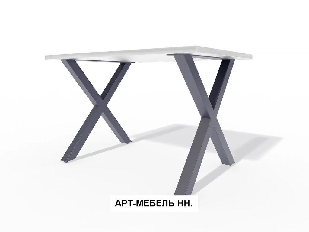 Подстолья для столов.: Подстолье 0.21 (чёрный) в АРТ-МЕБЕЛЬ НН