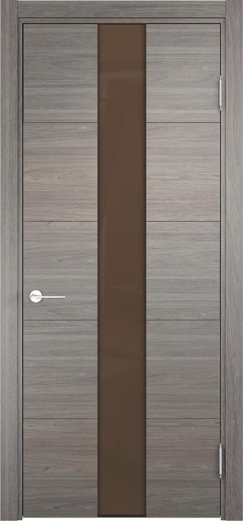 Двери Верда: Дверь межкомнатная Турин 14 Эко шпон в Салон дверей Доминго Ноябрьск