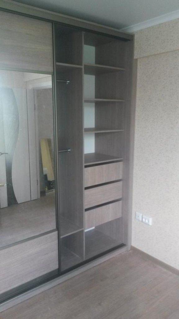 Шкафы-купе: Шкаф-купе 15 в Квадра Мебель