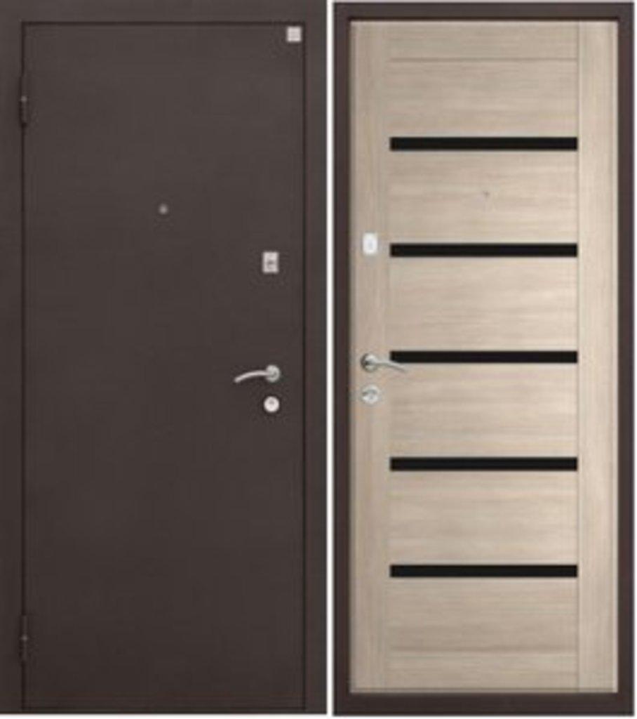 Входные двери Алмаз: Алмаз 11 Лиственница Мокко в Модуль Плюс