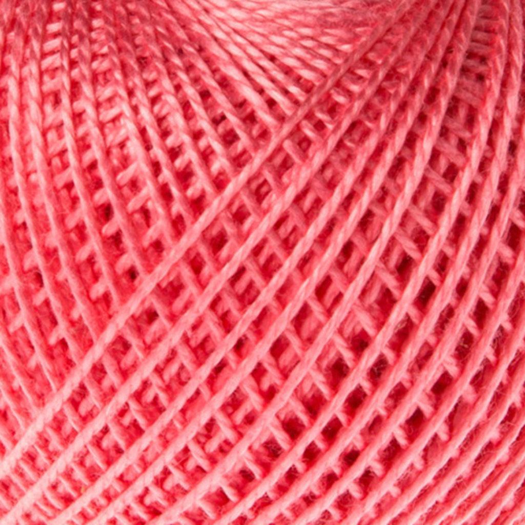 Ирис 25гр.: Нитки Ирис 25гр.150м.(100% хлопок)цвет 1012 розовый в Редиант-НК