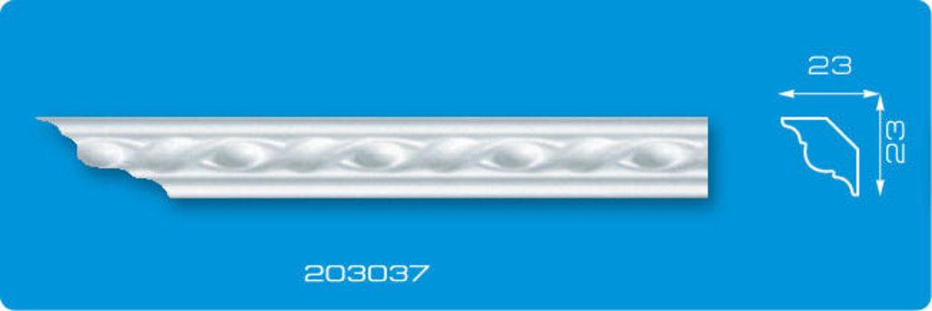 Плинтуса потолочные: Плинтус потолочный ФОРМАТ 203037 инжекционный длина 2м в Мир Потолков