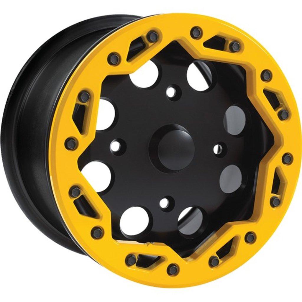 Запчасти для UTV ATV - BRP, Arctic cat, Yamaha, Polaris.: Кольца бедлока желтые R14 BRP в Базис72