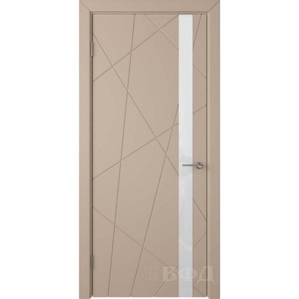 Межкомнатные двери: Дверь Флитта ДГ / ДО Коллекция STOCKHOLM в Двери в Тюмени, межкомнатные двери, входные двери