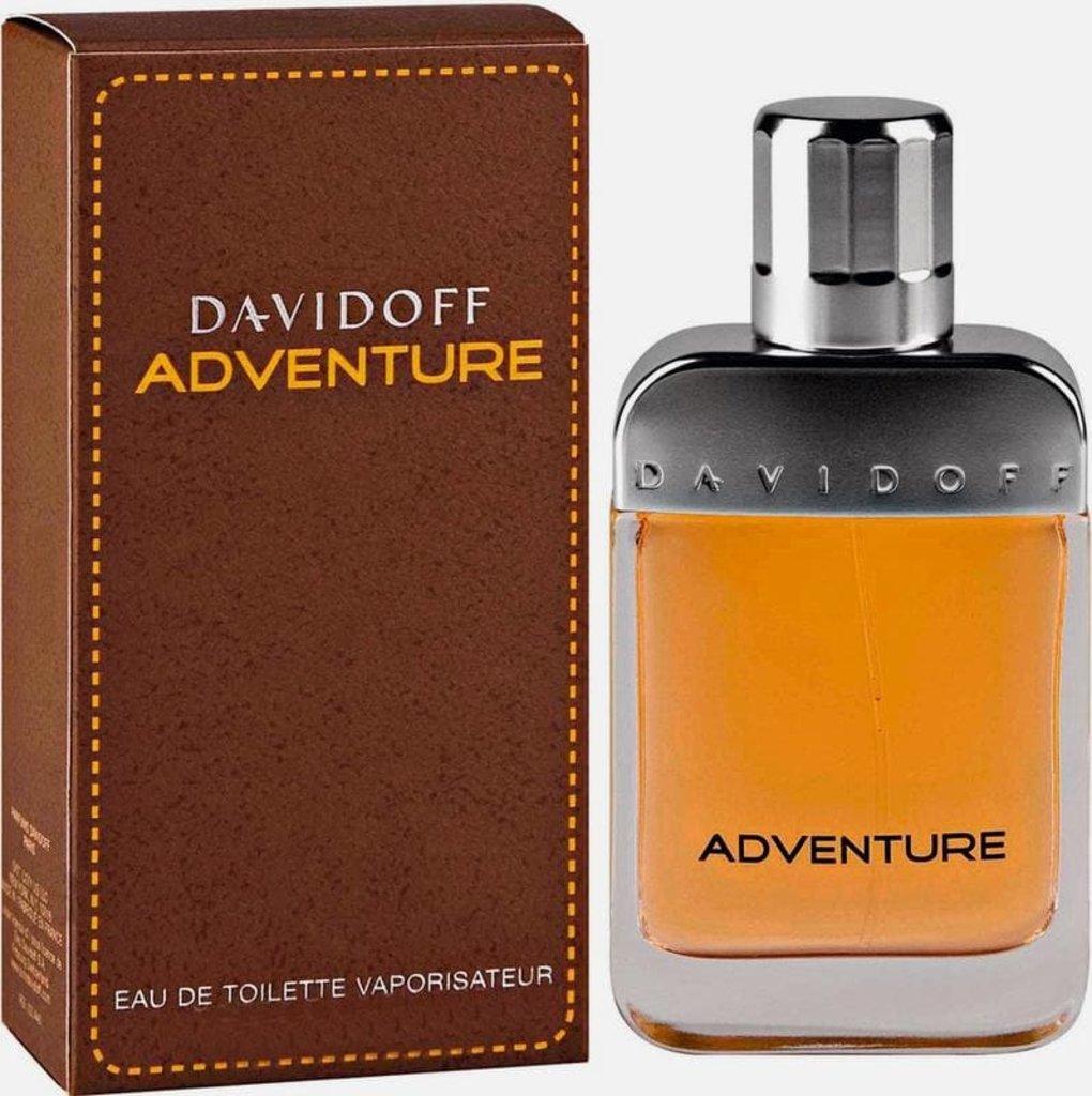 Для мужчин: Davidoff Adventure Туалет вода муж 100ml ТЕСТЕР в Элит-парфюм
