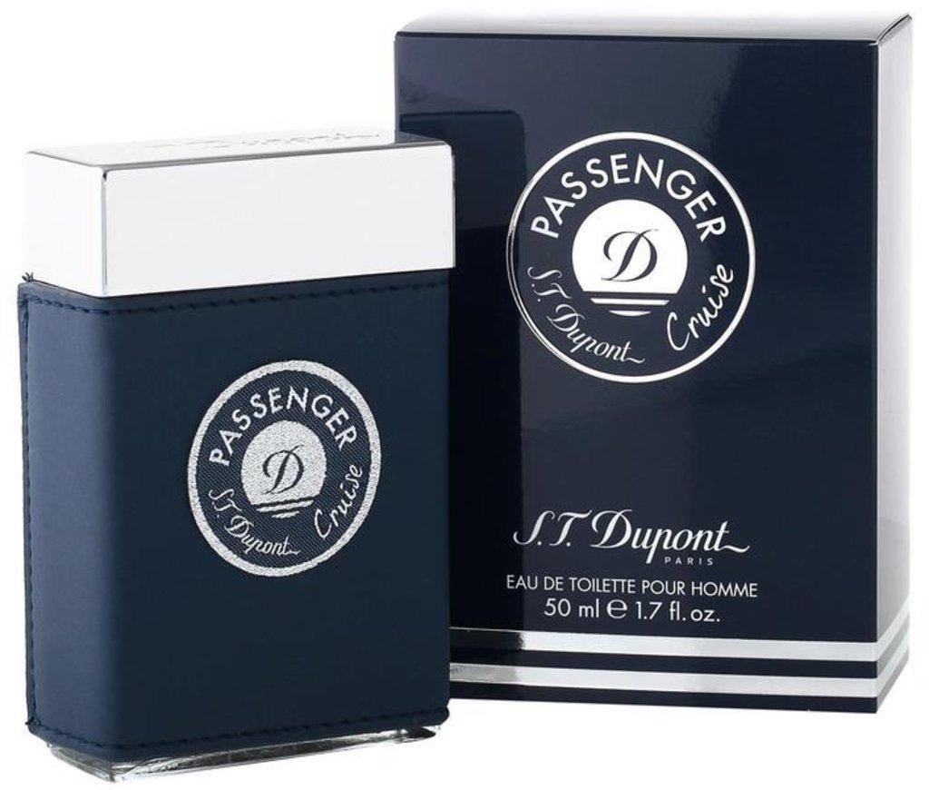 Dupont: S.T. Dupont Passenger Cruise edt муж 50 | 100 ml в Элит-парфюм