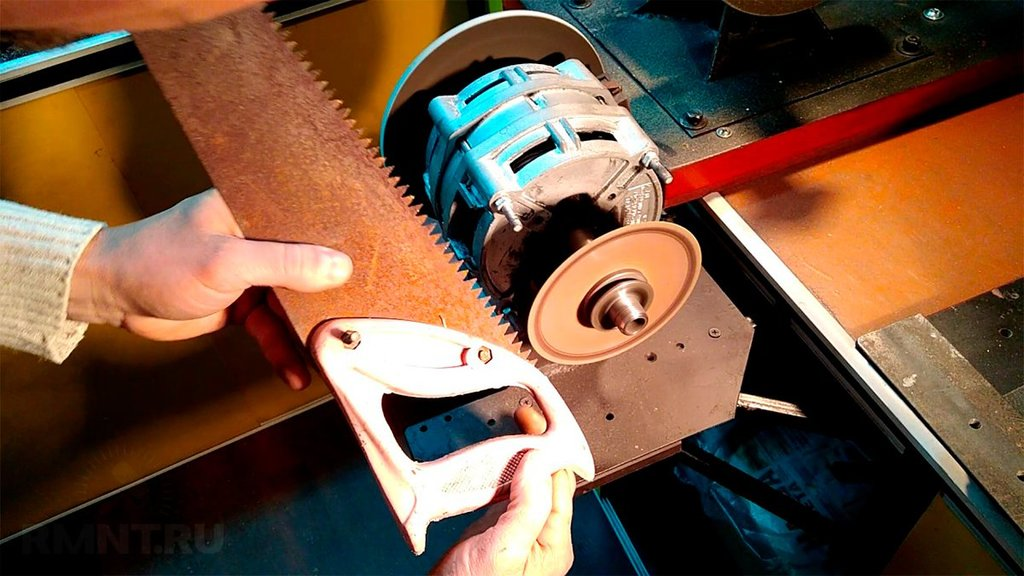 Заточка инструмента: Заточка ножовки в Интерлес, ООО