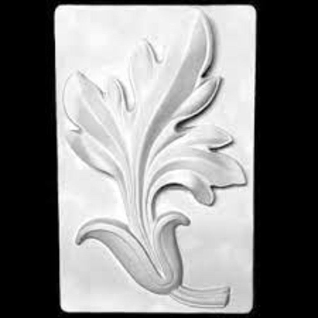 Гипсы: Орнамент Ветка лотоса,гипс в Шедевр, художественный салон