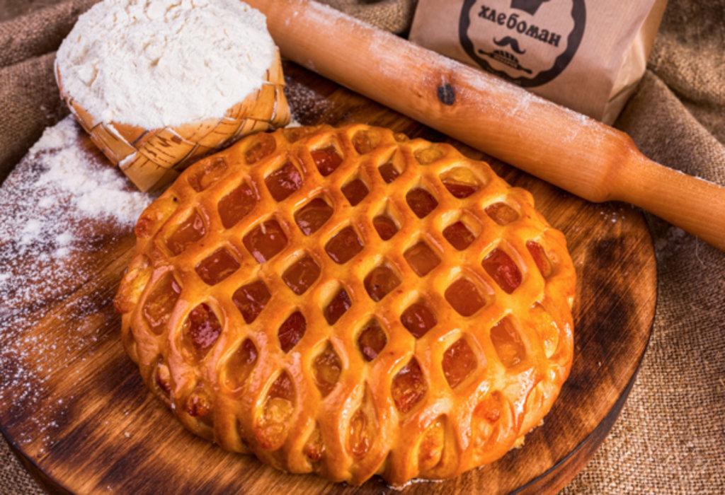 Сладкие пироги: Пирог с курагой в Хлебоман