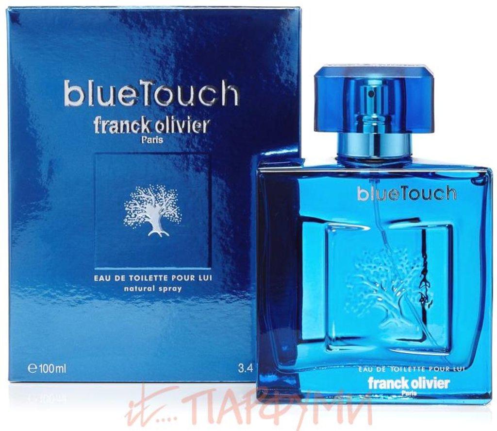 Для мужчин: Franck Olivier Blue Touch edt м 50 | 100 ml в Элит-парфюм