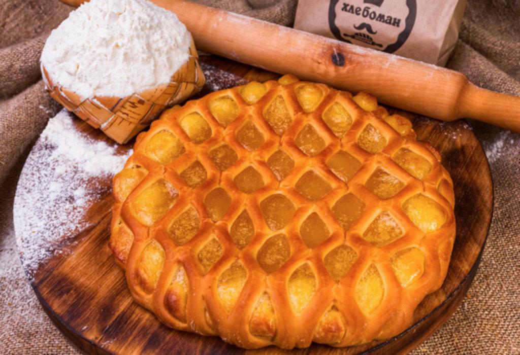Сладкие пироги: Пирог с конфитюром манго в Хлебоман