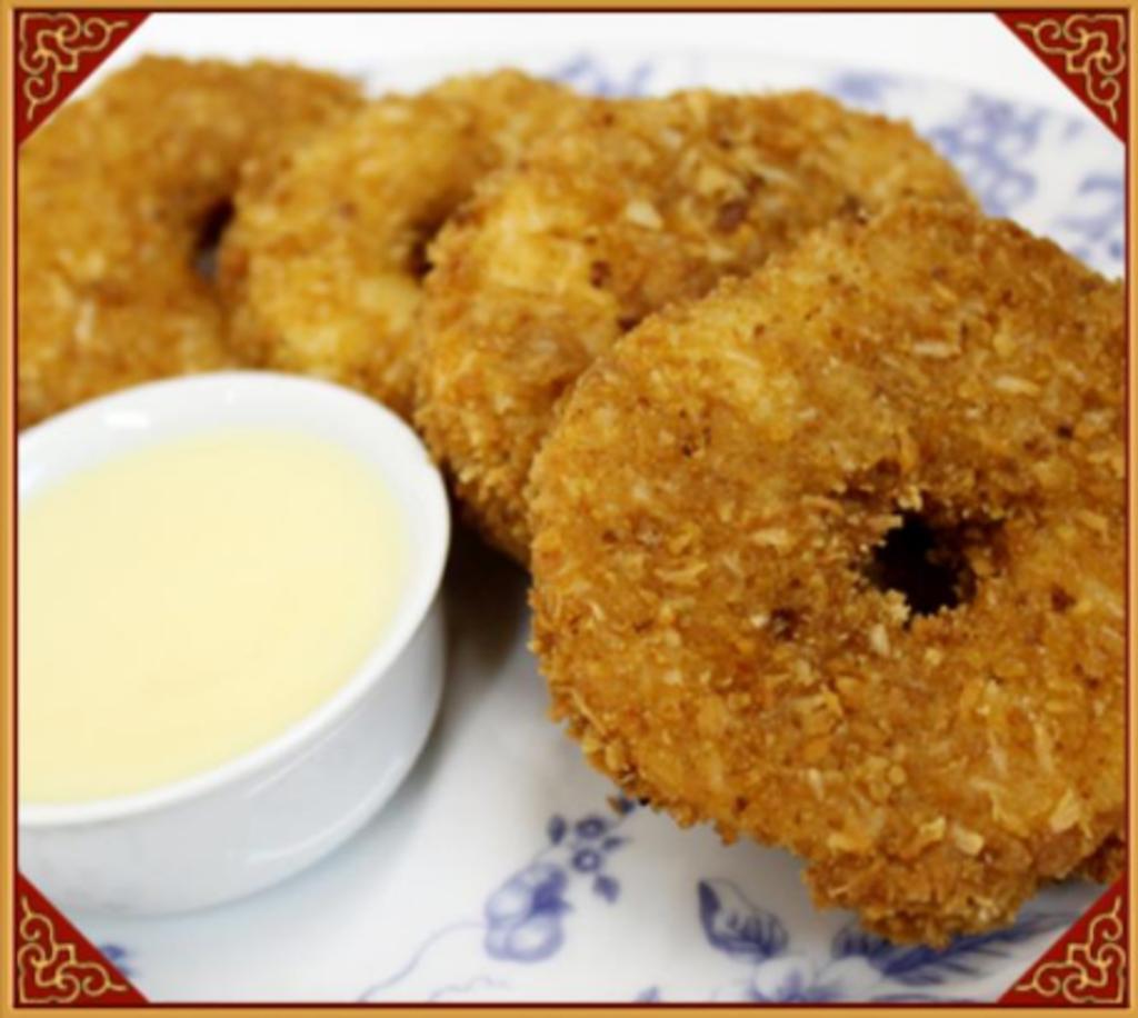 Десерты: Монеты счастья в Шанхай
