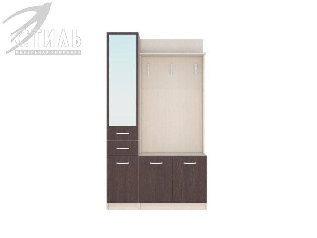 Прихожие: Мебель для прихожей Домино - 3(У) в Диван Плюс