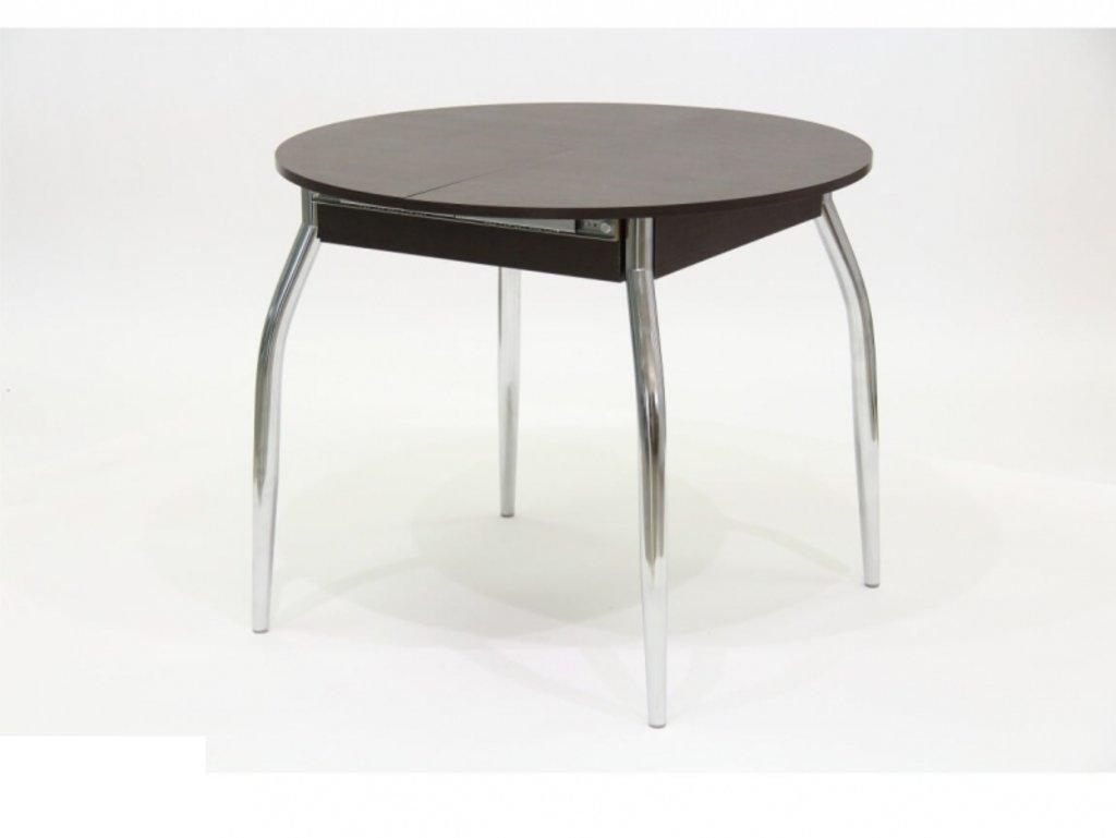 Столы кухонные.: Стол ПГ-15 раздвижной (хром) в АРТ-МЕБЕЛЬ НН