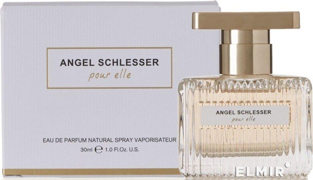 Для женщин: Angel Schlesser Pour Elle Парфюмированная вода жен 30 | 50 ml в Элит-парфюм
