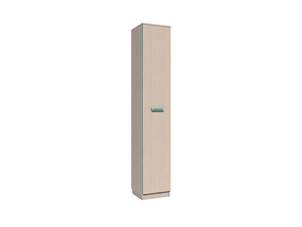 Детские шкафы и стеллажи: Шкаф для белья НМ 013.01-02 Рико в Стильная мебель