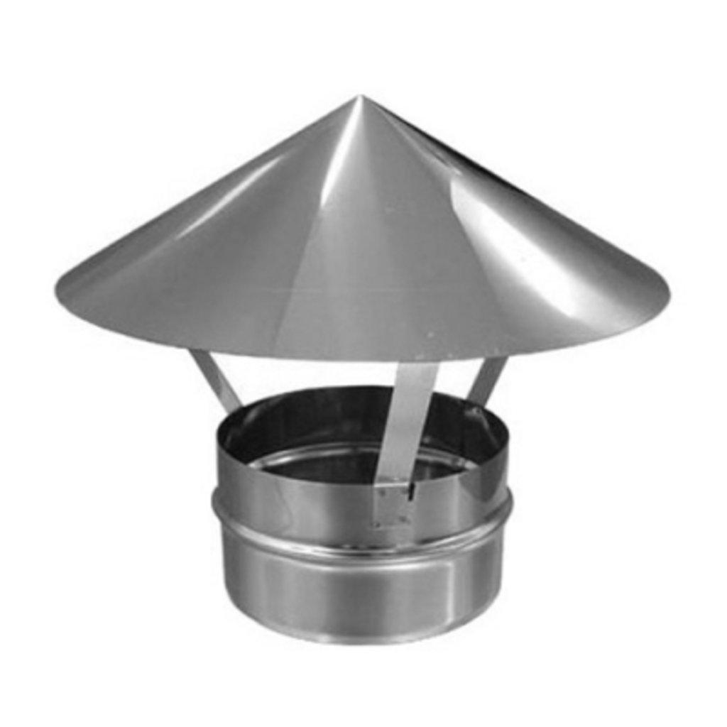 Система вентиляции: Зонт из оцинкованной стали в Теплолюкс-К, инженерная компания